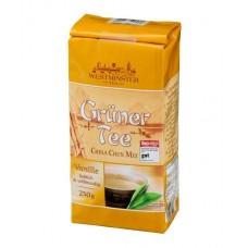 Чай Westminster tea со вкусом ванили