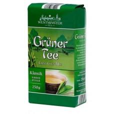 Чай Зеленый Westminster Gruner Tee