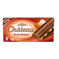 Молочный шоколад Choceur Rahm Mandel 200г