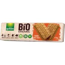 Gullon Bio 4 Зерновое печенье без лактозы