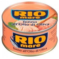 Консервированный тунец Rio mare в масле