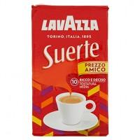 Lavazza Caffè Macinato Suerte