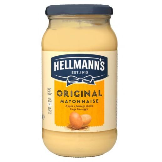 Майонез 74% Оригинальный Hellmann's