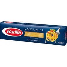 Макароны Barilla Capellini №1 тонкие спагетти 500 г