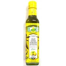 Масло оливковое Luglio Extra Vergine ароматизированное лимон 250 мл
