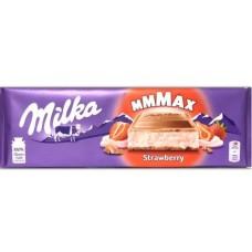 Milka Клубника
