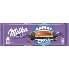 Milka Oreo — молочный шоколад с печеньем «Oreo»