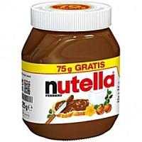 Nutella Шоколадно - ореховая паста 825 г.