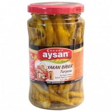 Перец острый консервированный Aysan Якан