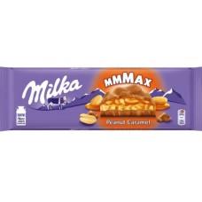 Шоколад Milka Peanut Caramel