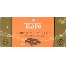 Шоколад Trapa Turron с Фундуком