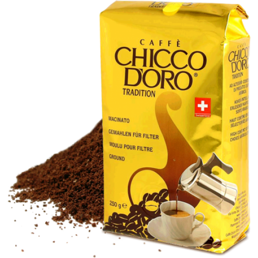 Cafe Chicco d'Oro  Традиция 250 гр