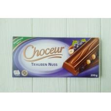 Шоколад Choceur Trauen Nuss 200г
