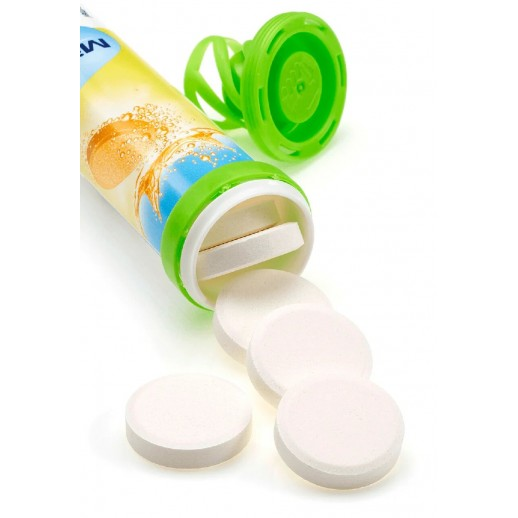 Шипучие таблетки-витамины Mivolis Magnesium 20 шт