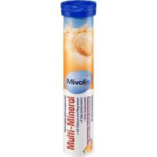 Шипучие таблетки-витамины Mivolis Multi-Mineral 20 шт